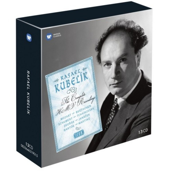 Rafael Kubelik: The Complete HMV Recordings
