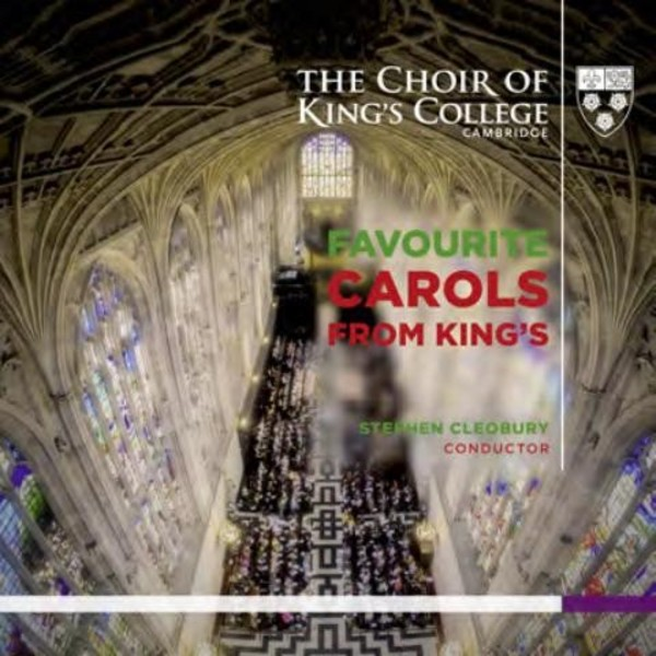 Favourite Carols from King�s