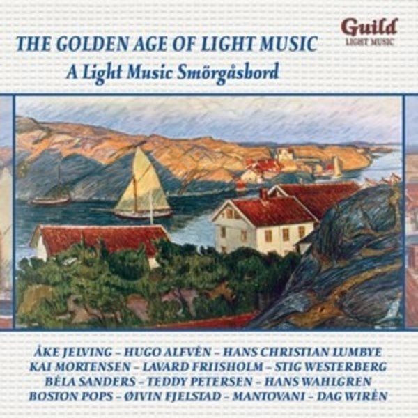 Golden Age of Light Music: A Light Music Smorgasbord