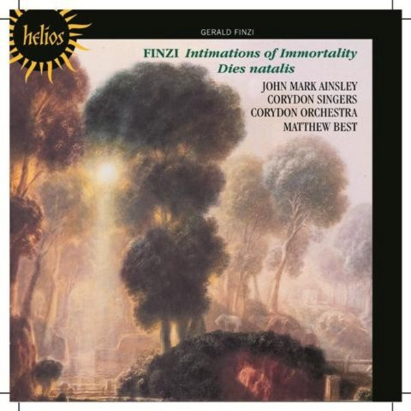 Finzi - Intimations of Immortality, Dies natalis