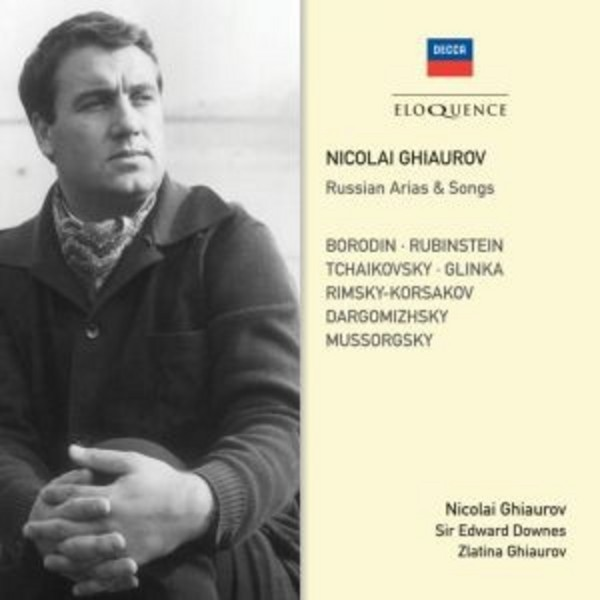 Nicolai Ghiaurov: Russian Songs and Arias | Australian Eloquence ELQ4805557