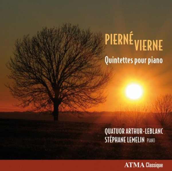 Pierne / Vierne - Quintets for Piano