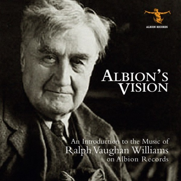 An Introduction to the Music of Ralph Vaughan Williams on Albion Records