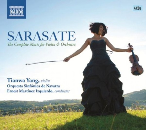Sarasate - The Complete Music for Violin and Orchestra