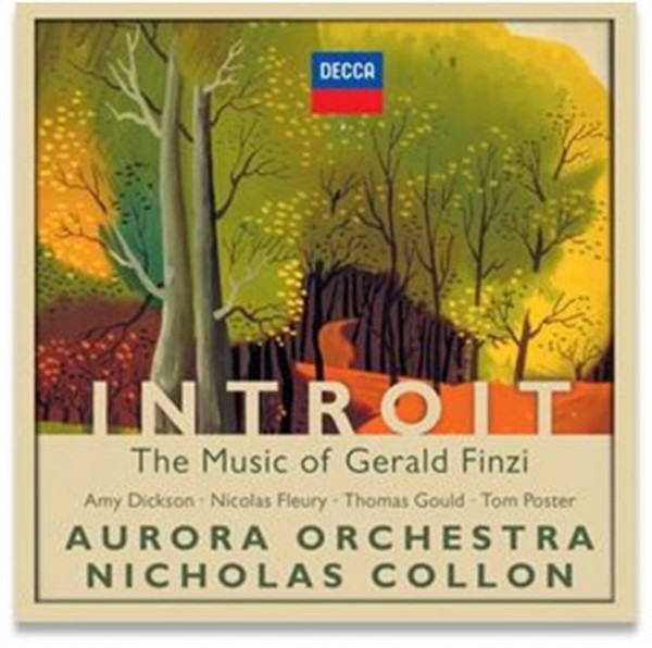 Introit: The Music of Gerald Finzi | Decca 4789357