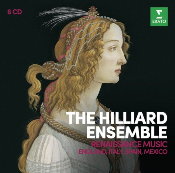 Renaissance Music from England, Italy, Spain & Mexico