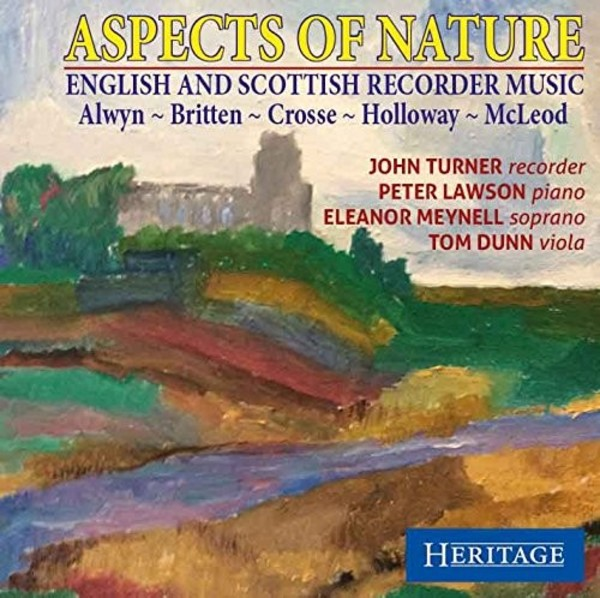 Aspects of Nature: English and Scottish Recorder Music