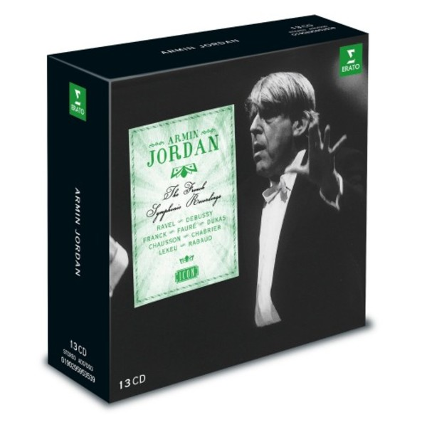 Armin Jordan: The French Symphonic Recordings