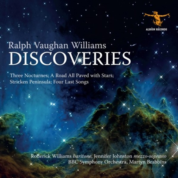 Vaughan Williams - Discoveries