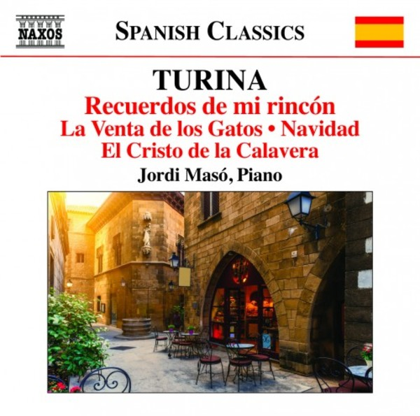 Turina - Piano Music Vol.12 | Naxos - Spanish Classics 8573539