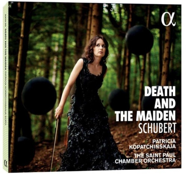 Schubert - Death and the Maiden | Alpha ALPHA265