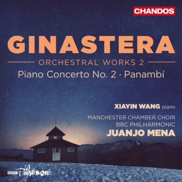 Ginastera - Orchestral Works Vol.2