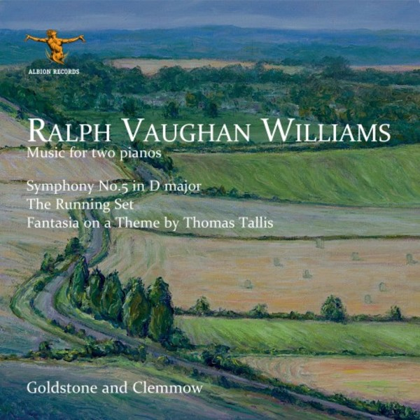 Vaughan Williams - Music for Two Pianos