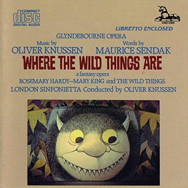Knussen - Where the Wild Things Are
