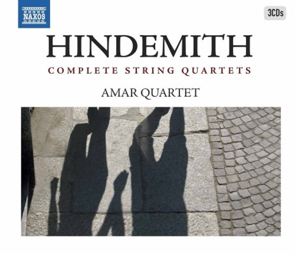 Hindemith - Complete String Quartets