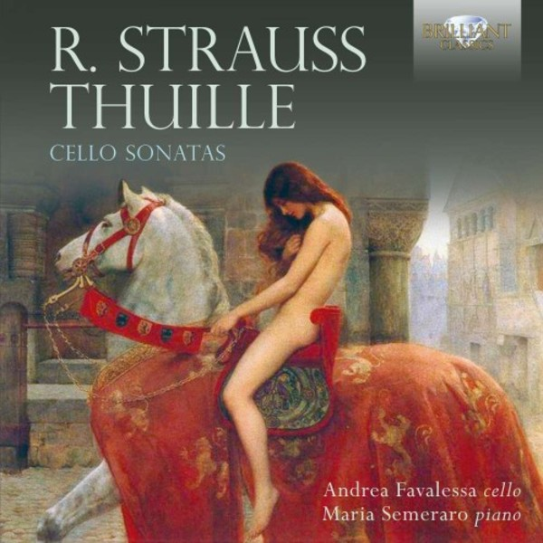 R Strauss & Thuille - Cello Sonatas