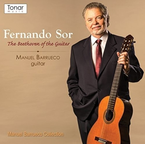 Fernando Sor: The Beethoven of the Guitar | Tonar Music TONAR61201