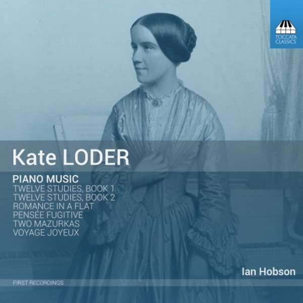 Kate Loder - Piano Music
