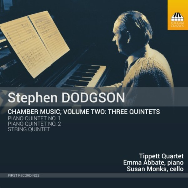 Stephen Dodgson - Chamber Music Vol.2: Three Quintets