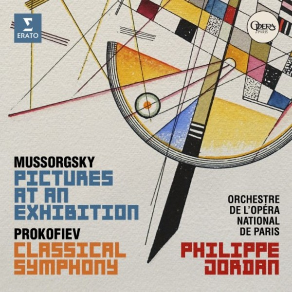 Mussorgsky - Pictures at an Exhibition; Prokofiev - Classical Symphony