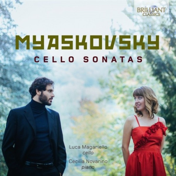 Myaskovsky - Cello Sonatas