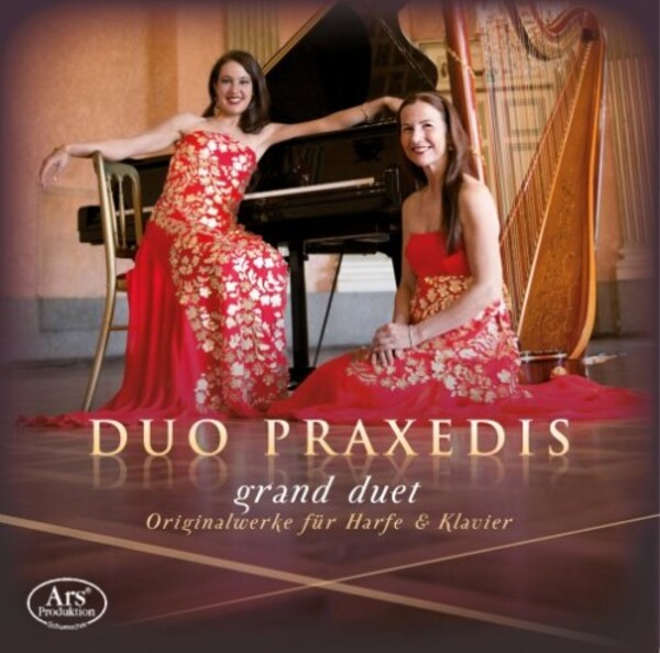 Grand Duet: Original Works for Harp & Piano | Ars Produktion ARS38540