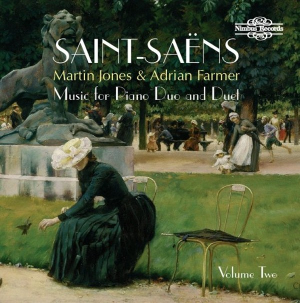 Saint-Saens - Music for Piano Duo & Duet Vol.2
