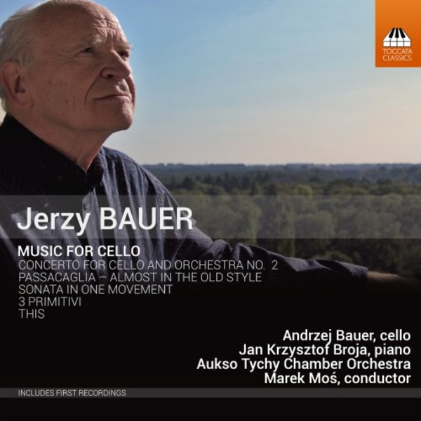 Jerzy Bauer - Music for Cello