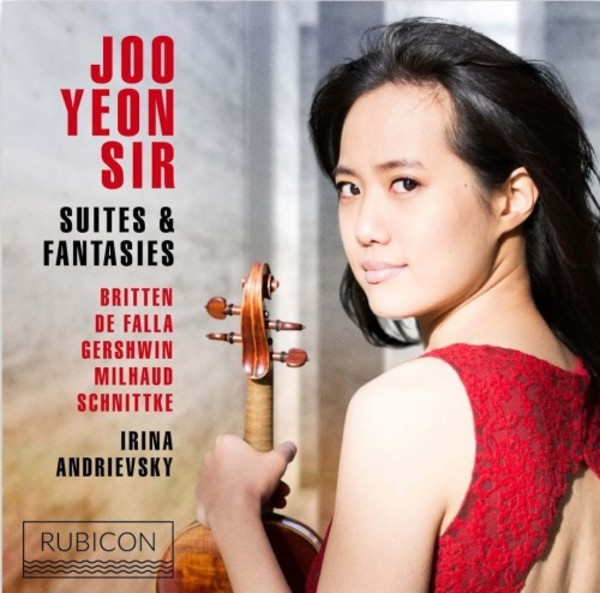 Joo Yeon Sir plays Suites & Fantasies