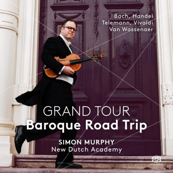 Grand Tour: Baroque Road Trip | Pentatone PTC5186668