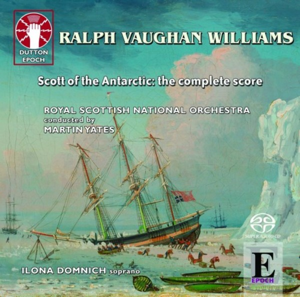 Vaughan Williams - Scott of the Antarctic (complete)