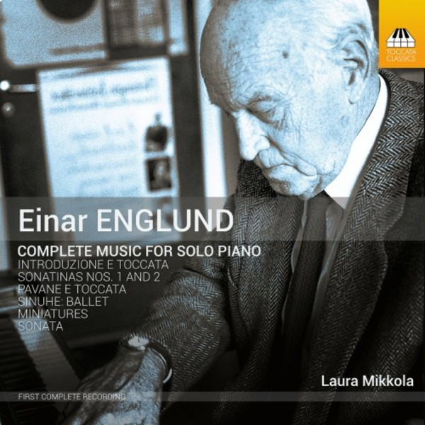 Einar Englund - Complete Music for Solo Piano