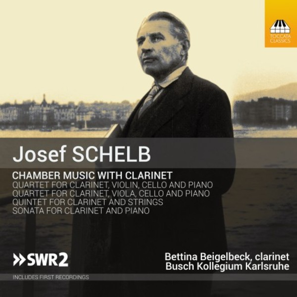 Josef Schelb - Chamber Music with Clarinet
