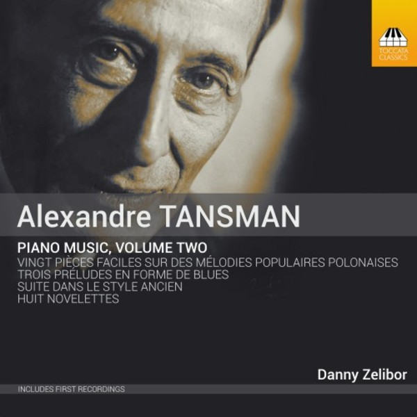 Tansman - Piano Music Vol.2
