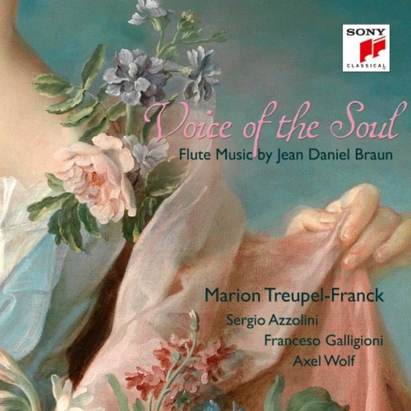 Voice of the Soul: Flute Music by Jean Daniel Braun