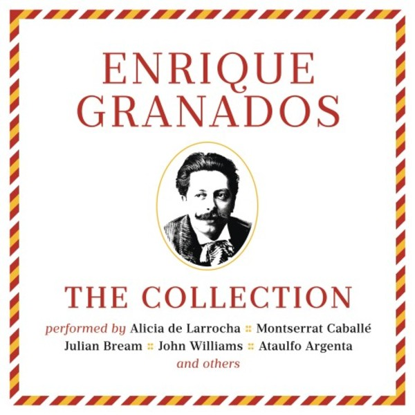 The Enrique Granados Collection