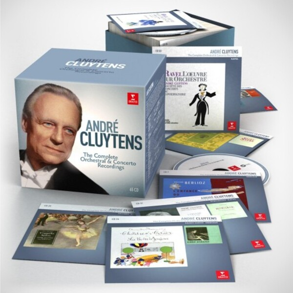 Andre Cluytens: The Complete Orchestral & Concerto Recordings