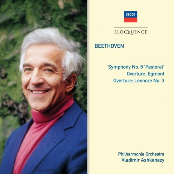 Beethoven - Symphony no.6, Overtures