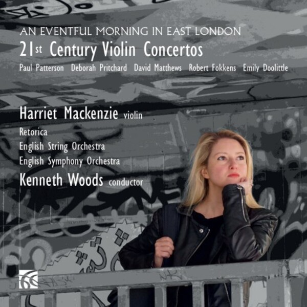 An Eventful Morning in East London: 21st-Century Violin Concertos