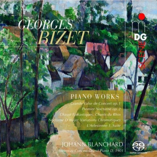Bizet - Piano Works
