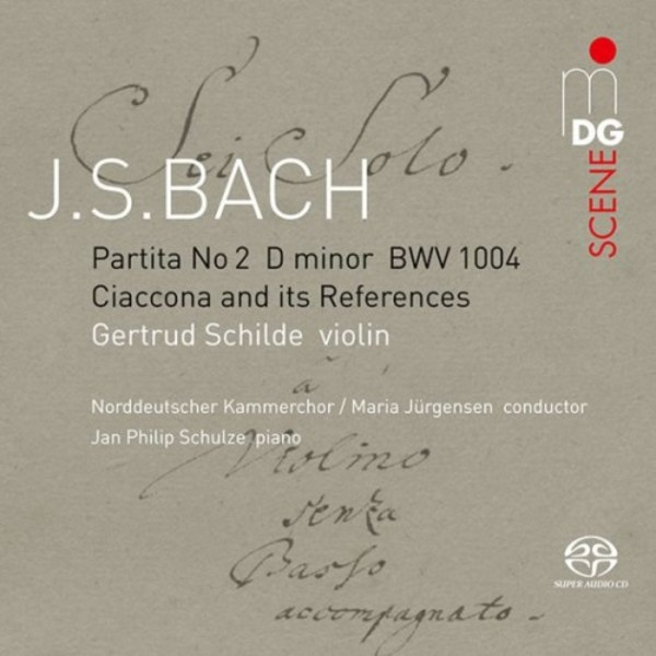 JS Bach - Partita no.2 in D minor: Ciaccona and its References