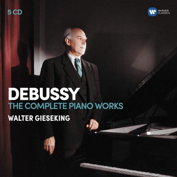 Debussy - The Complete Piano Works