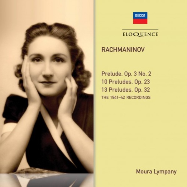 Rachmaninov - Preludes (The 1941-42 Recordings)