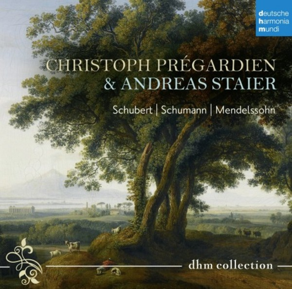 Christoph Pregardien & Andreas Staier: DHM Collection