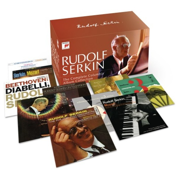 Rudolf Serkin: The Complete Columbia Album Collection