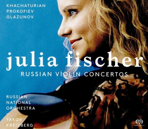 Julia Fischer plays Russian Violin Concertos