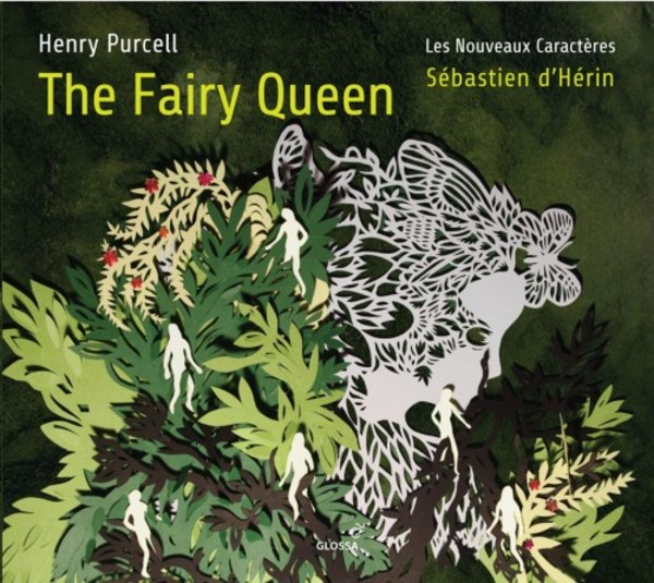 Purcell - The Fairy Queen, London 1692-3 | Glossa GCD922702