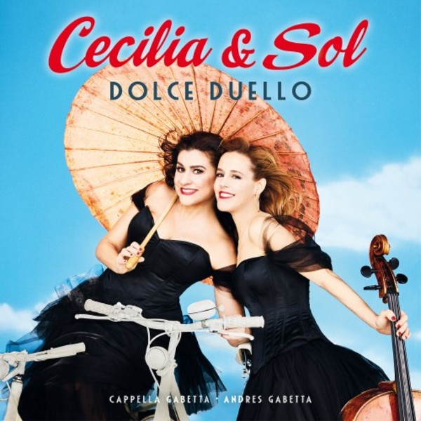 Cecilia & Sol: Dolce Duello (pink vinyl - limited edition)