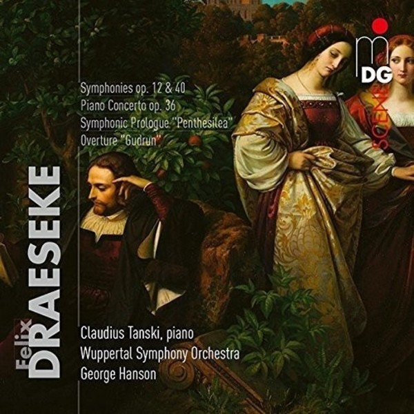 Draeseke - Orchestral Works: Symphonies opp. 12 & 40, Piano Concerto
