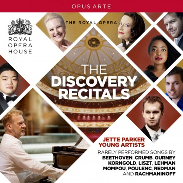The Royal Opera: The Discovery Recitals